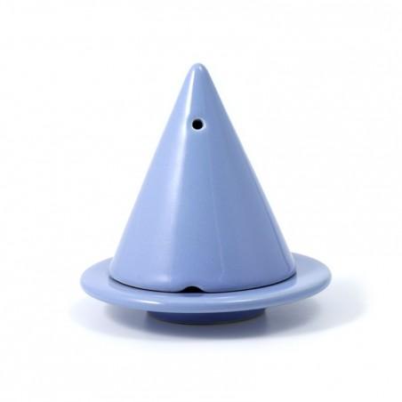 LAMPE MERLIN® - Lavande 2 : Diffuseur d'encens de poudre de Cade naturelle.
