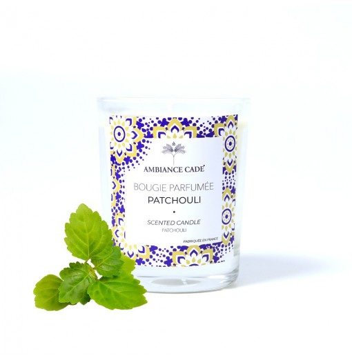 bougie patchouli - Ambiance cade