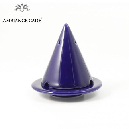 Lampe Merlin bleu cobalt