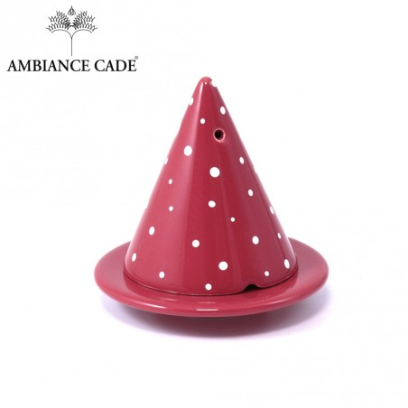Merlin lamp Strawberry with big white spot
