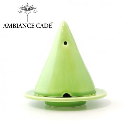 Merlin lamp apple green