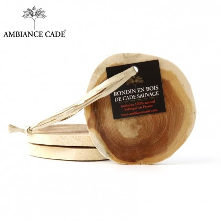 Wild cade wood mini-log