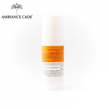Crème de soin visage à l'huile essentielle de cade
