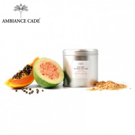 Cade wood powder| fragrance Guava