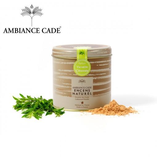 Encens Naturel au Bois de Cade Parfum Verveine Citronnée