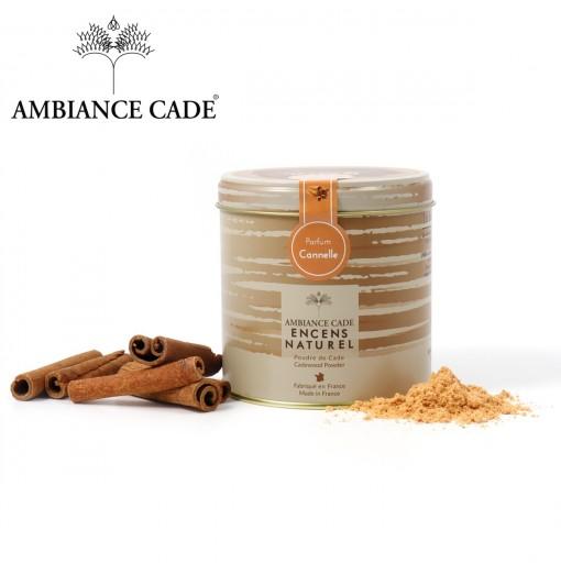 Encens Naturel au Bois de Cade Parfum Cannelle