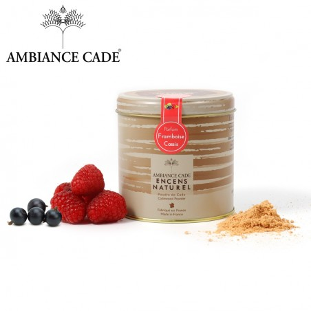 Cade wood powder | fragrance Raspberry