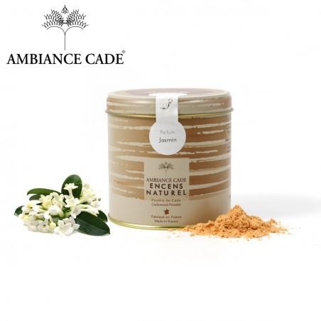 Cade wood powder | fragrance Jasmine