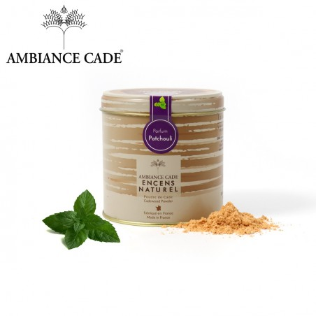 Cade wood powder - fragrance Patchouli