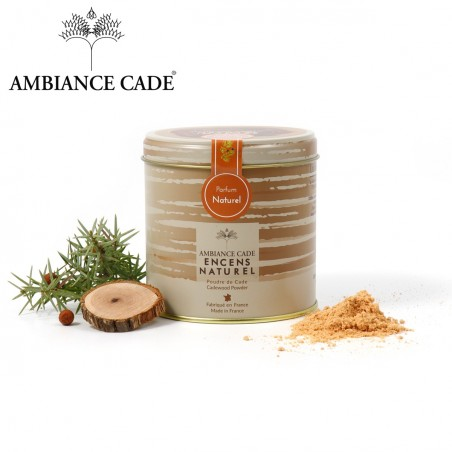 Natural Cade wood powder