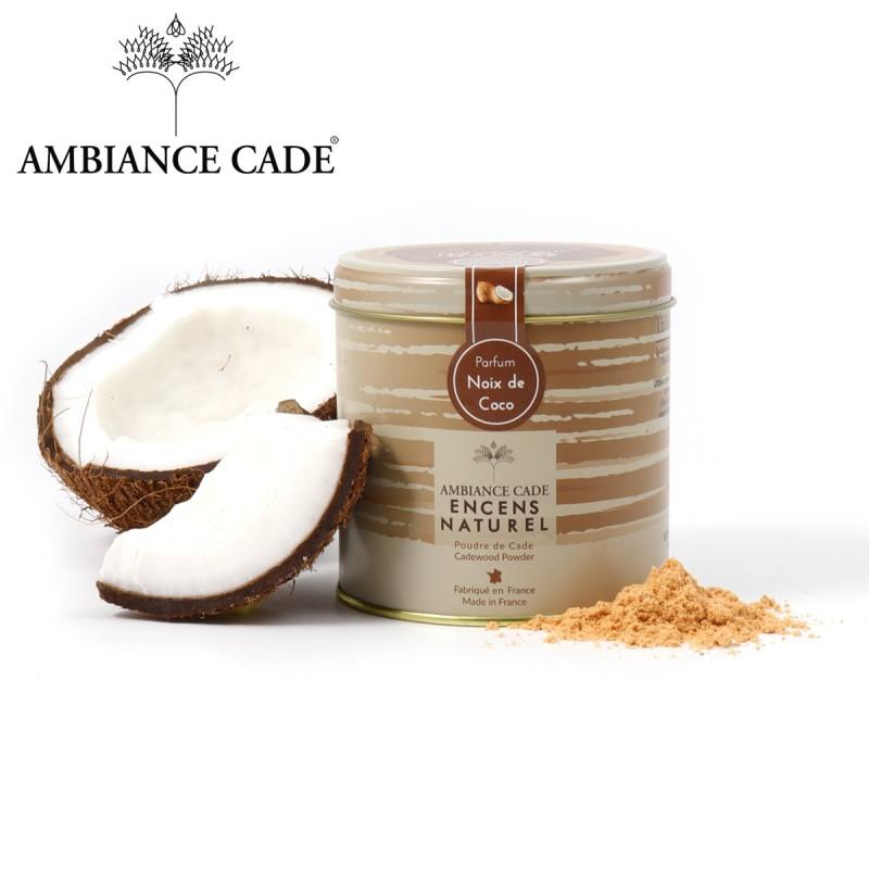 Encens Naturel au Cade | Parfum Noix de Coco
